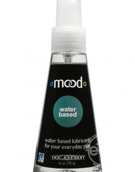 Mood Water Based Lubricant