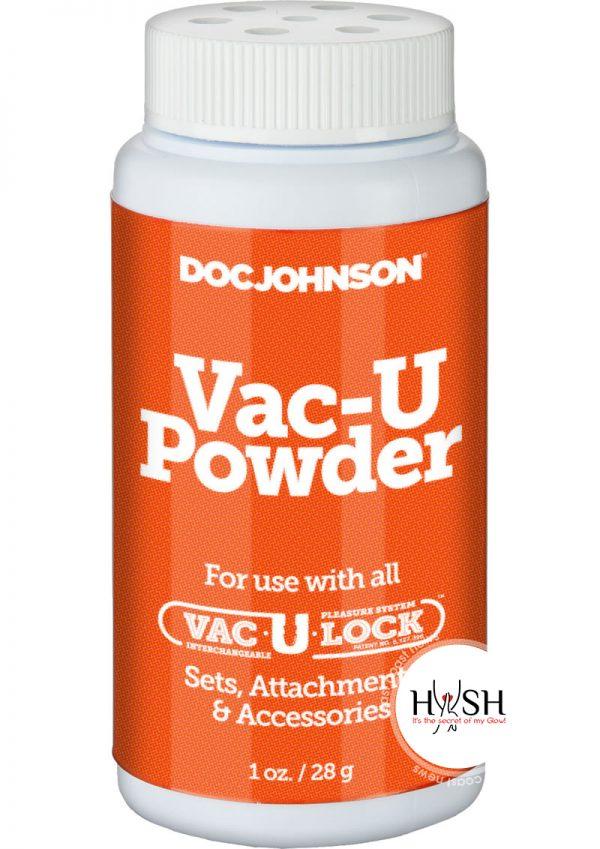 Vac U Lock Powder
