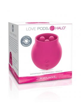 Love Pods Halo Silicone Viberator