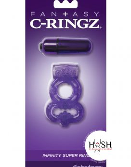Fantasy C-Ringz Infinity Super Ring - Purple