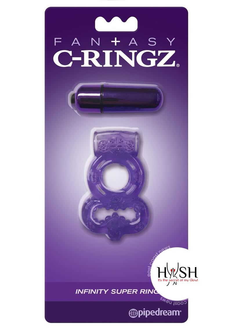 Fantasy C-Ringz Infinity Super Ring - Purple