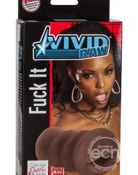 VIVID RAW FUCK IT MOUTH BLACK